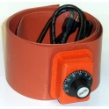 WVO Silicone Band Drum Heater For Biodiesel and Oil