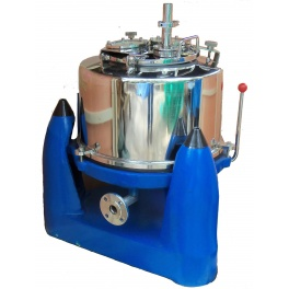 Perforated Bowl Bag Centrifuge
