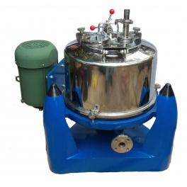 High Capacity Solid Bowl Centrifuge