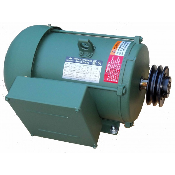 3 hp 1 phase high torque pump and centrifuge motor us