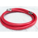 20 Foot Goodyear Dual Swivel Hose for WVO, Oil and Fuel