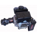 24 GPM Gas powered WVO Pump