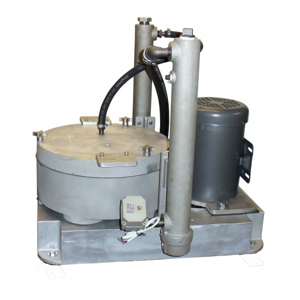 High Speed Wvo Centrifuge System