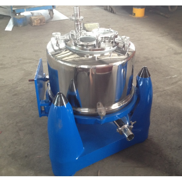 High Capacity Wvo Centrifuge Filtration System