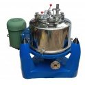 High Capacity Algae Centrifuge