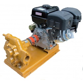 100 GPM Gas Powered WVO Oil Transfer Pump
