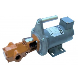 12 volt WVO WMO Oil Transfer  Pump 12.5 GPM