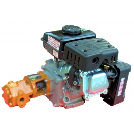 Gas Powered Fuel Transfer Pump 16 GPM