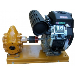 200 GPM Oil Transfer Pump
