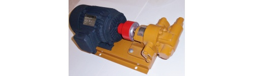 Electric Waste Oil Transfer Pumps