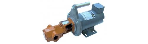 12 Volt - 24 Volt Waste Oil Transfer  Pumps